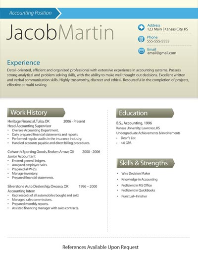 free resume template 3 modern resume templates word